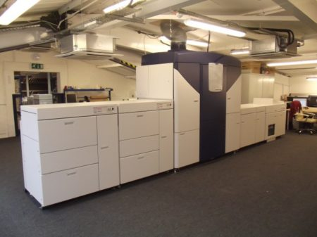 xerox 4 digital presses