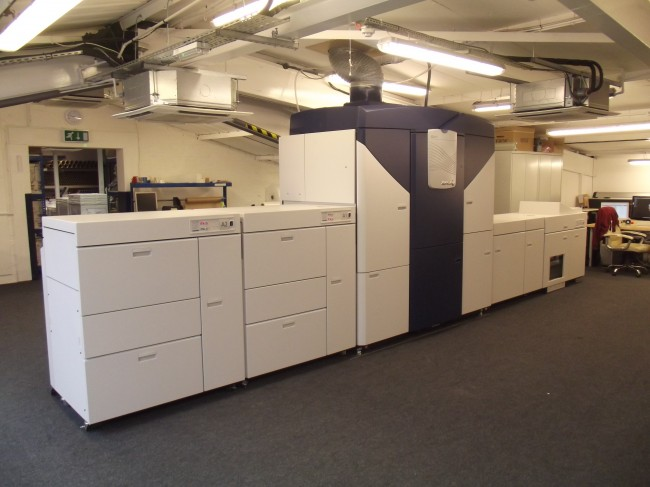 Xerox IGEN 4 Digital Press