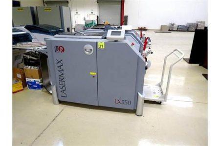 Lasermax LX550