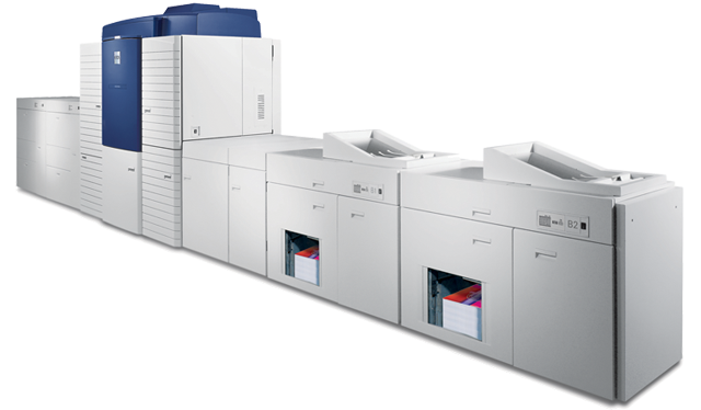 Xerox iGen3 90 Digital Production Press
