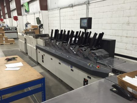 Pitney Bowes RS FlowMaster