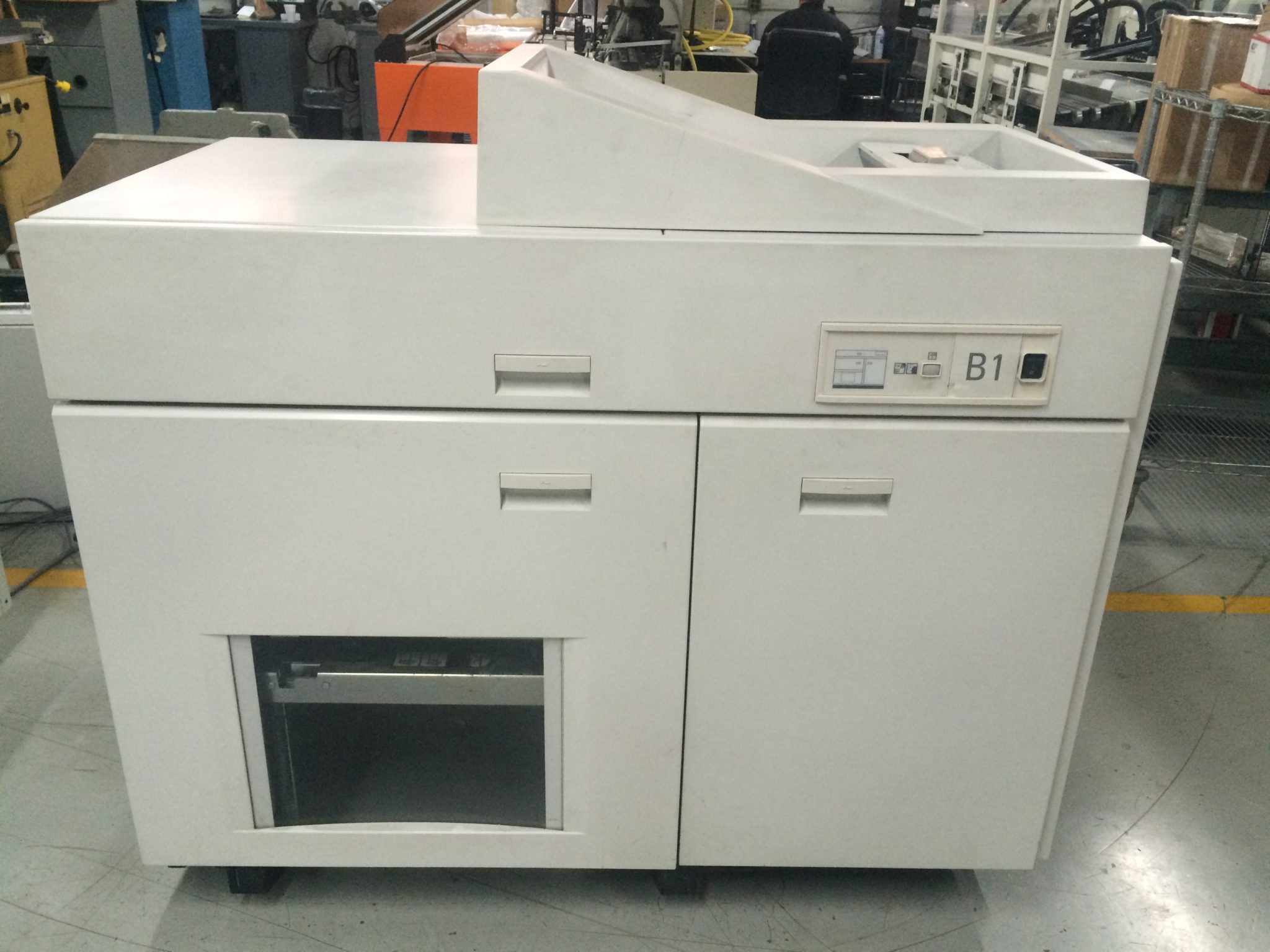 Xerox HCS Stacker