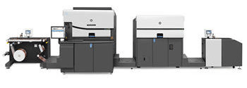 HP Indigo Digital Press