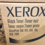 Xerox DocuPrint Toner