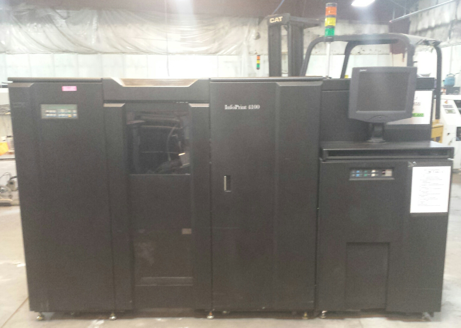 IBM Ricoh 4100 HD3 HD4 Duplex For Sale - Pre-Owned - For