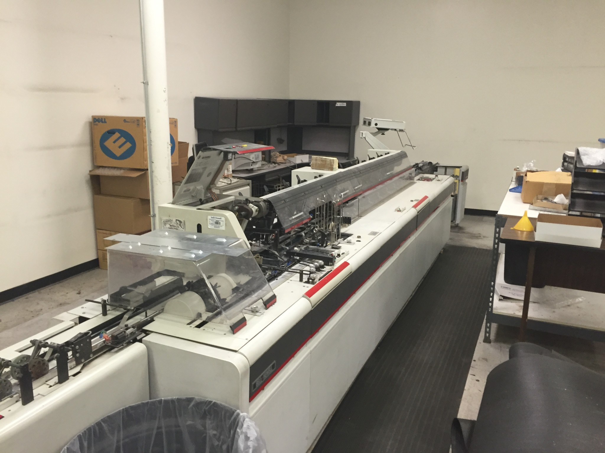Bell Howell BH 3000 C10 Inserter - Pre-Owned - For Sale