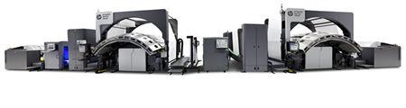 HP T300 Web Press