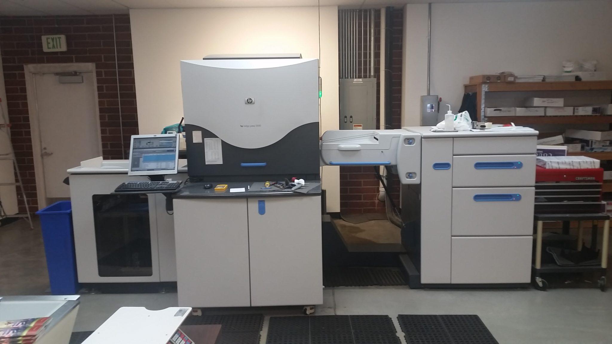 Indigo printers for sale