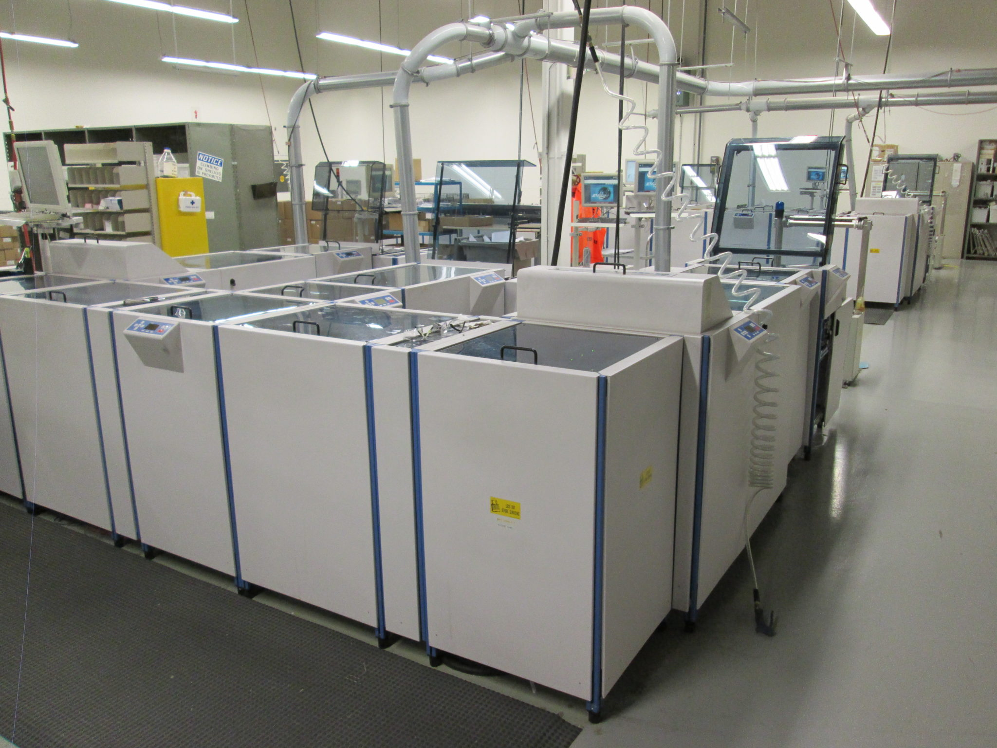 Bell & Howell Enduro Inserting System Pre-Owned - For Sale