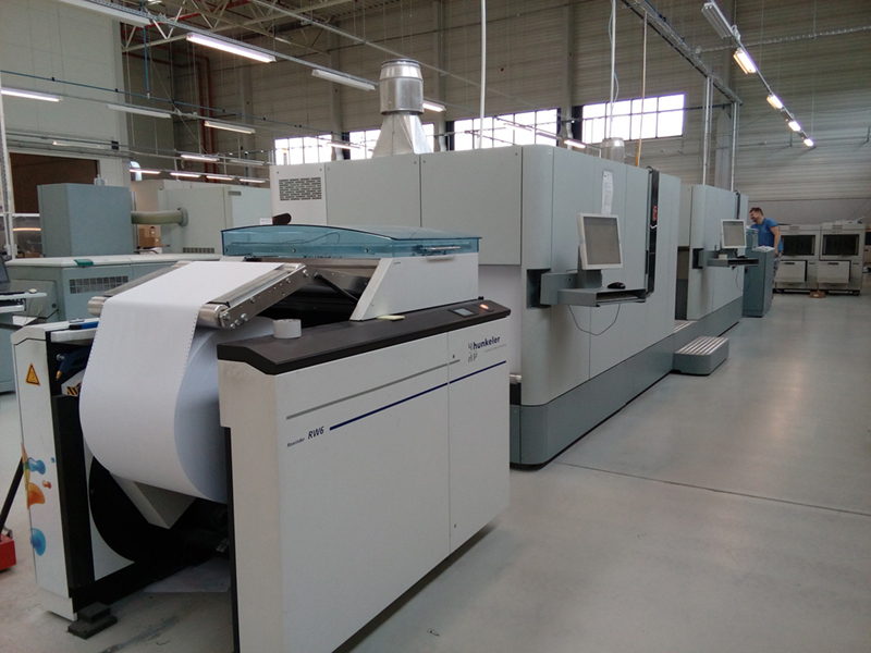 Oc 201 Colorstream 3500 High Speed Color Inkjet Printer Zar