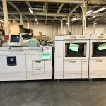 xerox docuprint 100mx micr