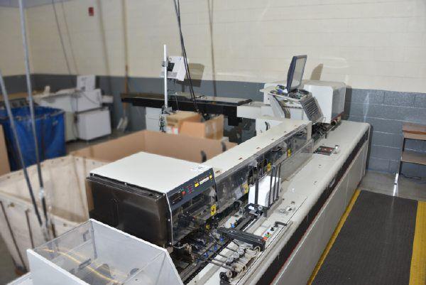 Bell & Howell 6 station MailStar 400 VIP Inserter - Pre-Owned - ZAR