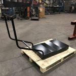 ZAR Corp Roll Cart