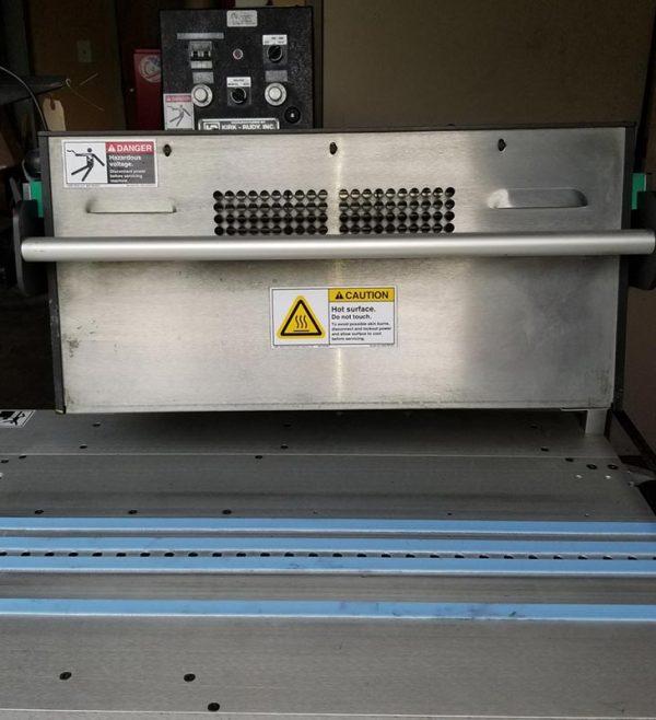 Kirk Rudy KR215 NetJet HP Inkjet Addressing System