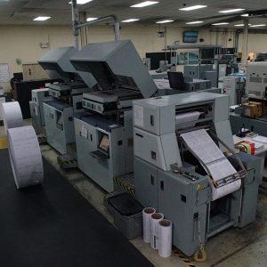 Océ Jetstream Production Printer