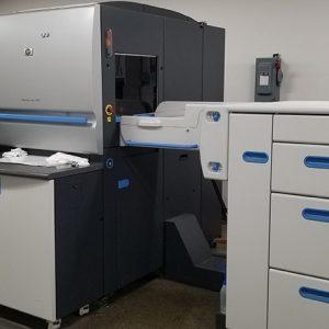 Hewlett Packard Indigo 5000