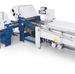 Used MBO Folding Equipment