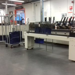 Pitney Bowes MPS 26 Inserter